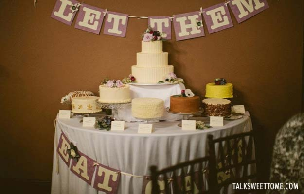 Let them eat cake - Talk Sweet to Me - talksweettome.com