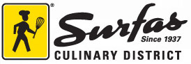Culinary district logo