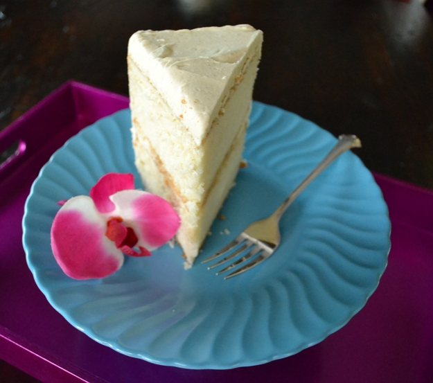 Slice of cake - talksweettome.com