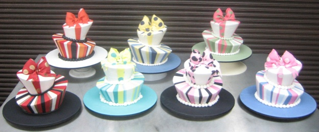 All madhatter cakes - Talk Sweet to Me