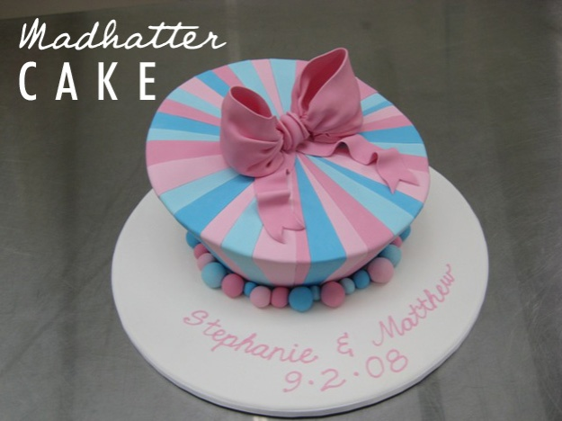 Madhatter Cake - Talk Sweet to Me
