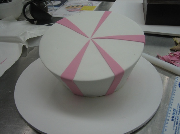 Starting stripes for madhatter - Talk Sweet To Me