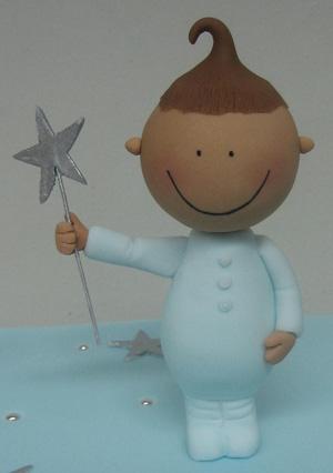 Boy figurine - Talk Sweet to Me