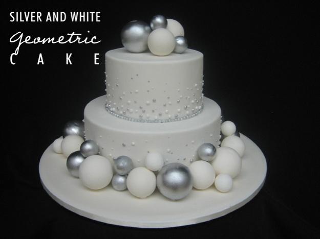 Geometric cake - Talk Sweet to Me