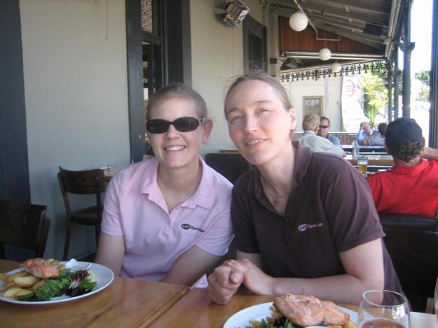 me and anna maria