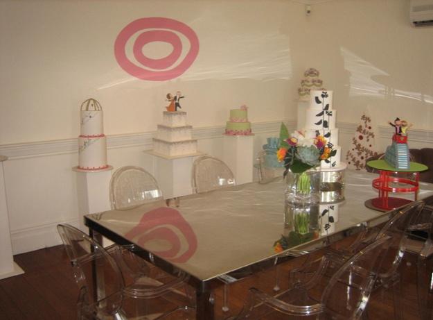 Planet Cake showroom - Talk Sweet to Me
