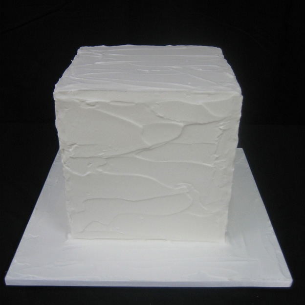 Royal icing cube cake - Talk Sweet to Me