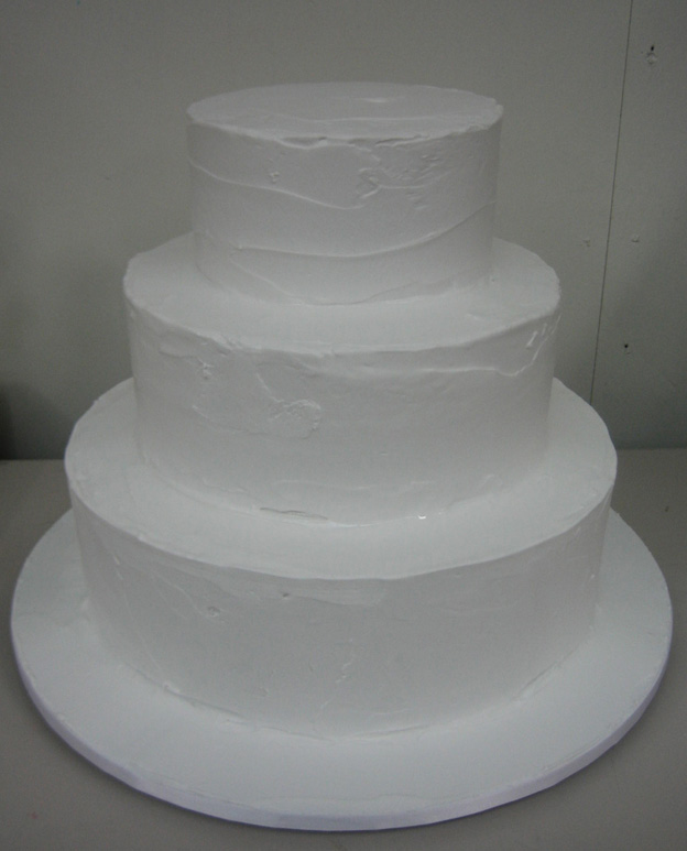 Royal icing finish cake - Talk Sweet to Me