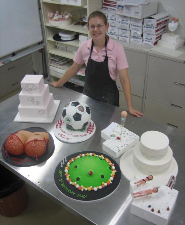 This weeks cakes - Talk Sweet to Me