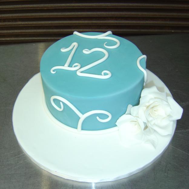 12 Birthday Cake - Talk Sweet to Me