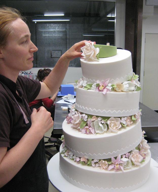 Topsy Turvy cake - Talk Sweet to Me