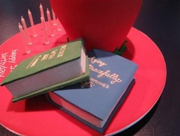 Cake books finished - Talk Sweet to Me