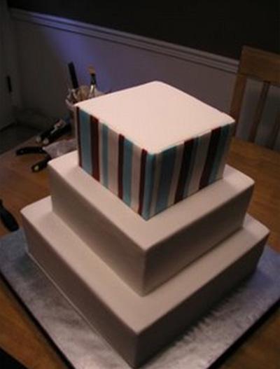 Cake in progress4 - Talk Sweet to Me