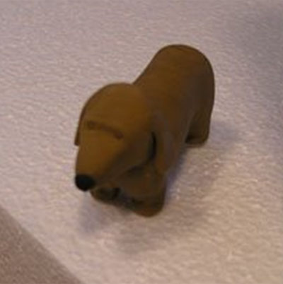 Dog figurine - Talk Sweet to Me