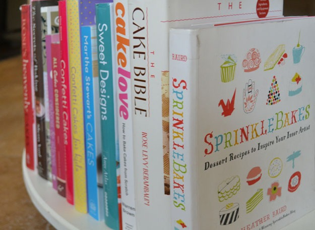 Cookbooks - Talk Sweet to Me