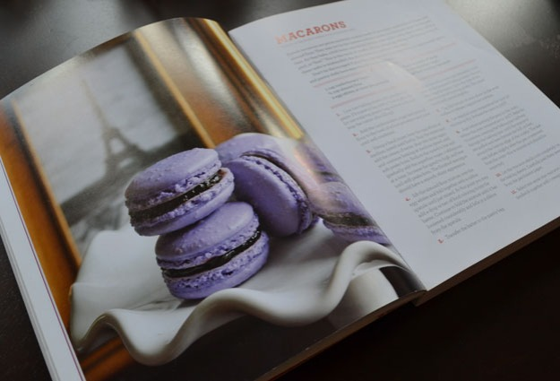 Macaron recipe - Talk Sweet to Me