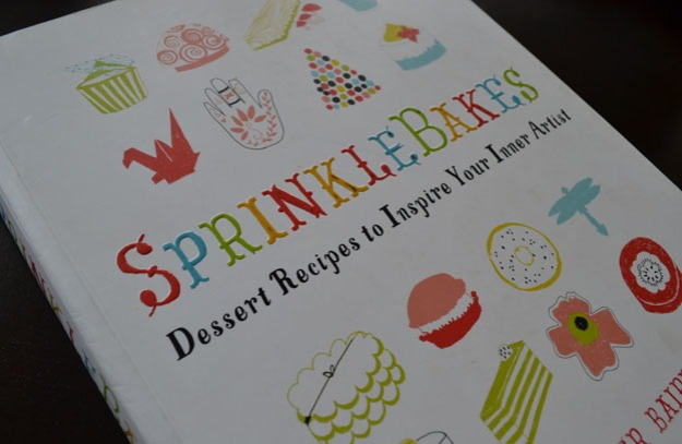 Sprinklebakes book review - Talk Sweet to Me